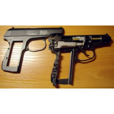 Сборка пневматического пистолета