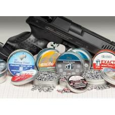 Какие пули лучше для пневматического пистолета - правила выбора