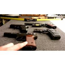 Какой пневматический пистолет выбрать?