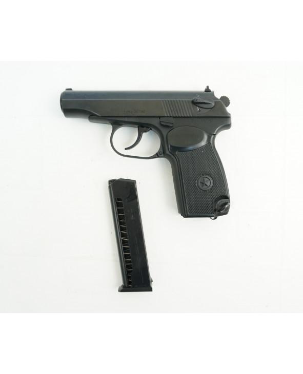 Охолощенный СХП пистолет Макарова Р-411 (Байкал) 10ТК