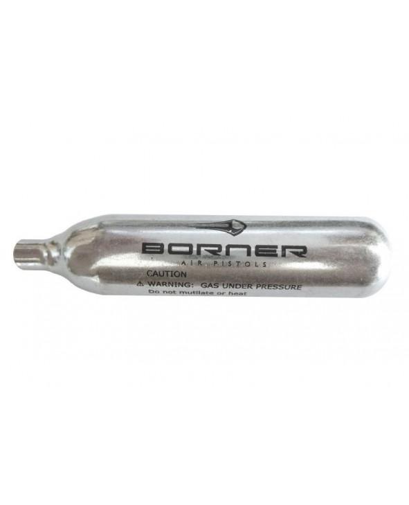 Баллончик CO2 Borner / Quarta, 12 грамм
