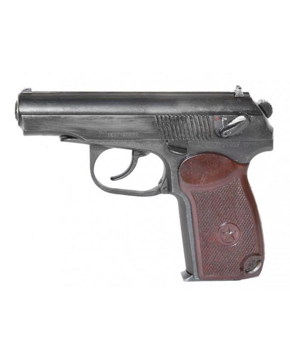 Охолощенный СХП пистолет Макаров-СО бакелит (ПМ) 10ТК