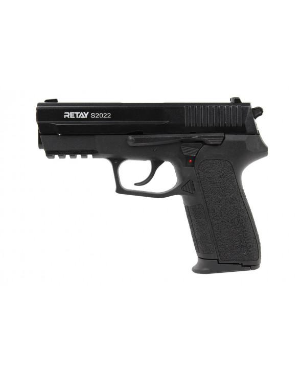 Охолощенный СХП пистолет Retay S2022 (Sig Sauer) 9mm P.A.K